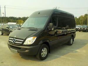 2012 Mercedes-Benz Sprinter 2500 144-in. WB Cargo Van Diesel Hig