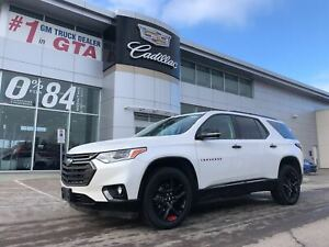 2018 Chevrolet Traverse AWD Premier