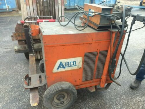 AIRCO CV-450  mig welder with Aircomatic wire feeder, 450 amp output