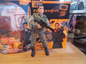 James Bond 007 Goldeneye - 1/6 Figur - ACTION MAN - HASBRO Custom