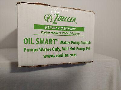 Zoeller 10-1528 Oil Smart Water Pump Switch Oil Smart Pump 20 Cd