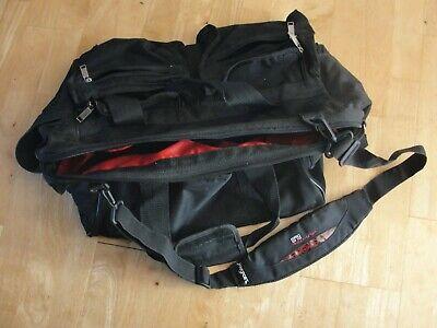JANSPORT  Large Sports & Gym Duffle Holdall Bag TRAVEL SPORT WORK BAG BLACK