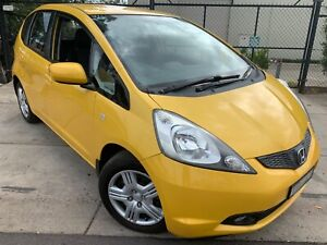 2009 Honda Jazz GLi GE 5 Dr Automatic Hatchback REGO AND RWC INCL Moorabbin Kingston Area Preview