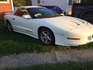 Trade for   Trans am convertible