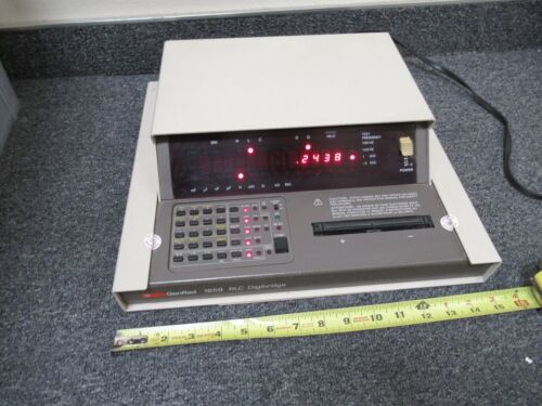 GENRAD GENERAL RADIO 1659 RLC DIGIBRIDGE ELECTRONIC METER AS PICTURED &TC-4
