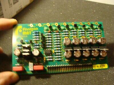 Finnigan Mat Voltage Supply S 2024310 Sn X12570628