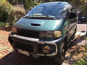 1998 Mitsubishi Delica Other South Yarra Stonnington Area Preview