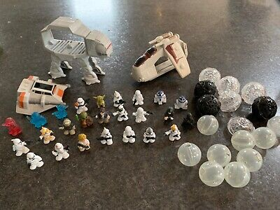 Star Wars Fighter Pods 25 Figures , Pods And Vehicles