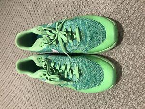 Nike Running Shoes (Green) 9.5