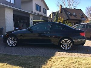 2011 BMW 335i coupe xDrive Msport