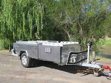 Heavy duty off-road hard floor rear fold camper trailer Campbellfield Hume Area Preview