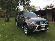 2010 Mitsubishi Triton Darwin CBD Darwin City Preview