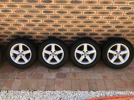 VW Golf 7 Rims - Aspen MK7 wheels and tyres