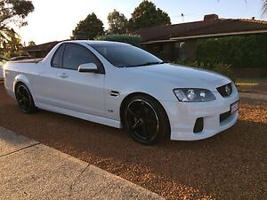 2011 Holden V6 VE Series II Ute East Perth Perth City Area Preview