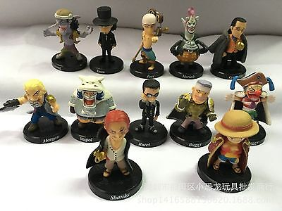 ONEPIECE Pirate  Sailing King Q Version Of HandMade Doll Model Decoration