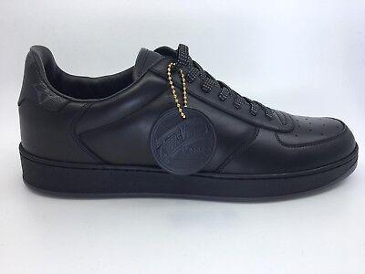 0cbae72051cc New Authentic Louis Vuitton Men s Shoes Rivoli Sneaker 8 - 8.5 US  46H