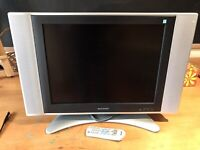 TV Télévision LCD 20 pouces