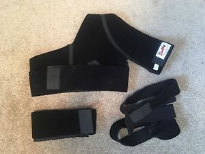 Sully Shoulder Stabilizer Brace with straps