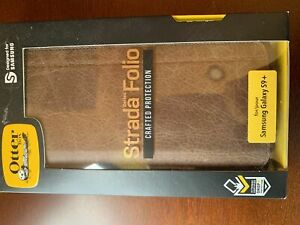 OtterBox StradaFolio case for Samsung S9+