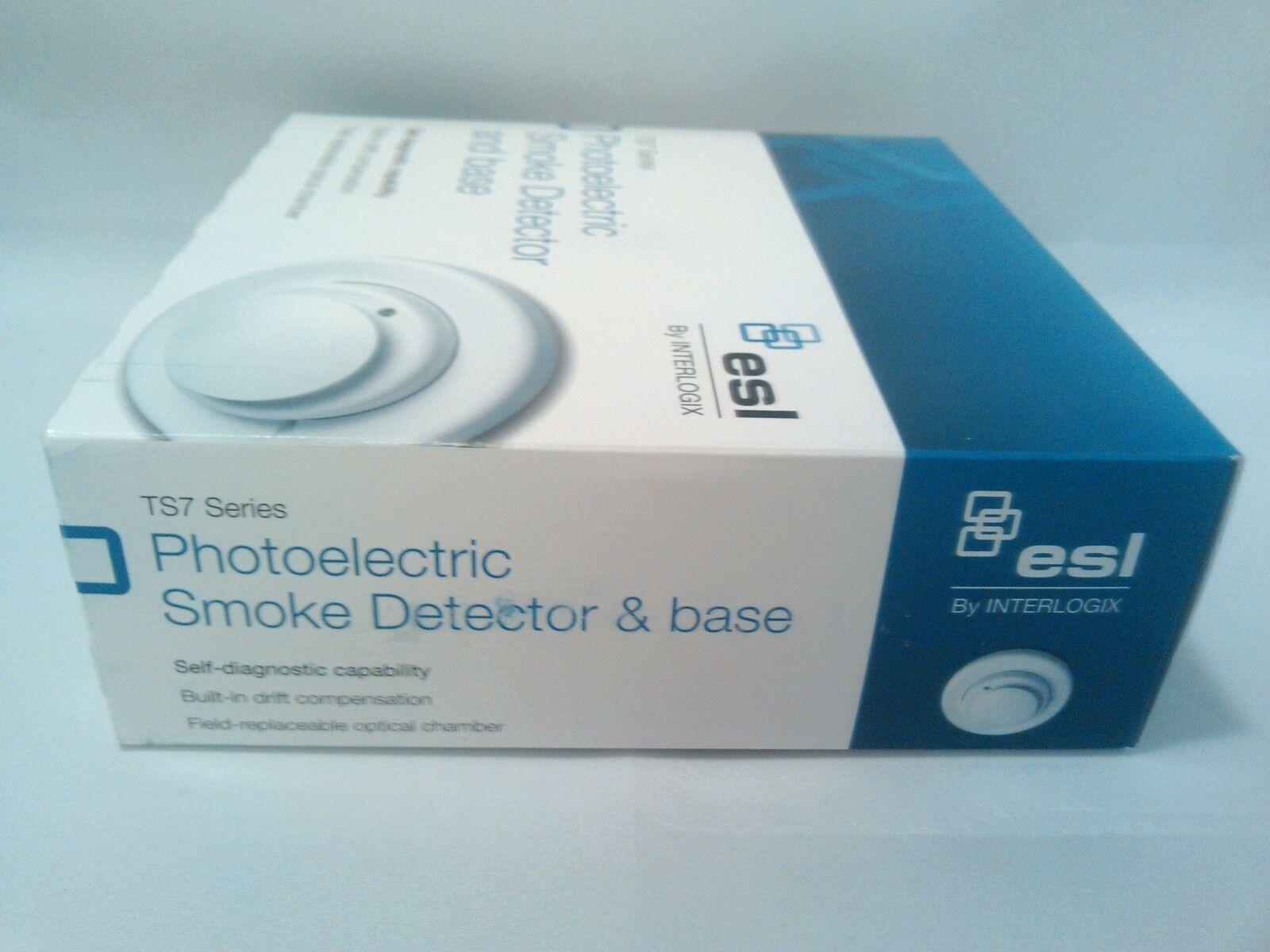 DSC 4 WIRE Smoke Detector Sensor Pc1616 Pc1832 Pc1864 Pc1555 Pc1550 ...