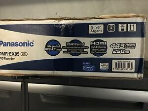 Panasonic DVD Recorder  NEVER USED. BOX UNOPENED, PRISTINE Breakfast Point Canada Bay Area Preview