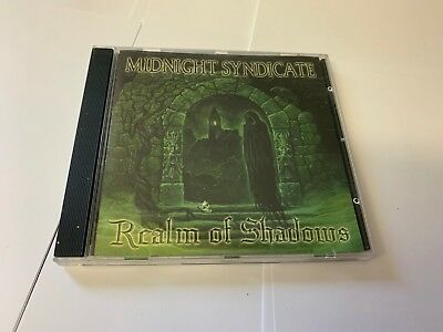 Midnight Syndicate Realm Of Shadows : Linfaldia  – MS1003-CD : CD - Classic Halloween Instrumental Music