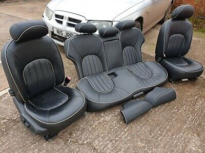 Rover 75 Saloon Mk2 Leather Seats Interior