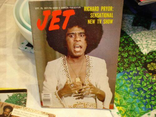 Jet Magazine Sept 29, 1977  Richard Pryor