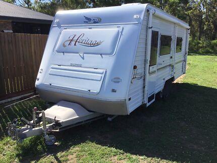 Jayco Heritage caravan for sale 2002