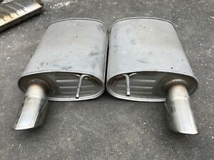 Exhaust mufflers from mustang *PAIR*