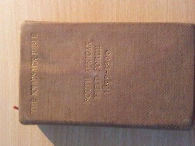 RARE BOER WAR KNAPSACK BIBLE + COMM MEDAL VERY GOOD CONDITION (UNITED KINGDOM)