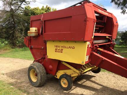New Holland 848 Fastnet Round Baler Gloucester Gloucester Area Preview