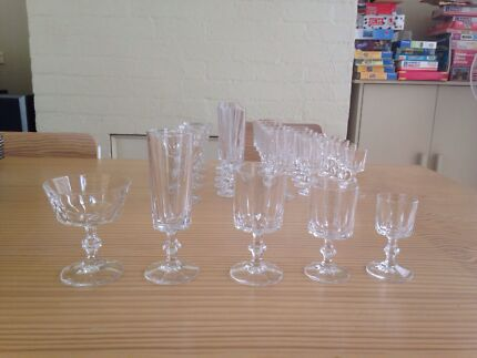 Cristal D'arque glasses Leopold Geelong City Preview