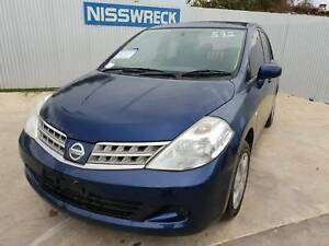 WRECKING NISSAN TIIDA 2010 ALL PARTS STOCK NO: N0061 Wingfield Port Adelaide Area Preview