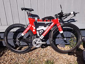 Argon 18 tt bike Portland North Glenelg Area Preview