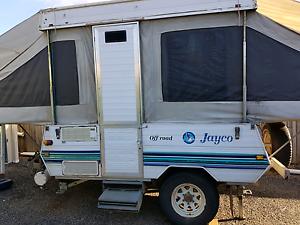 1994 Jayco Pop Top Caravan Victoria Point Redland Area Preview