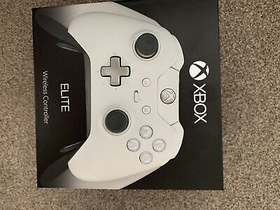 xbox one elite controller white Only Works When Wired Connection
