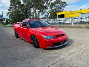 2003 HSV Maloo R8 Smithfield Parramatta Area Preview