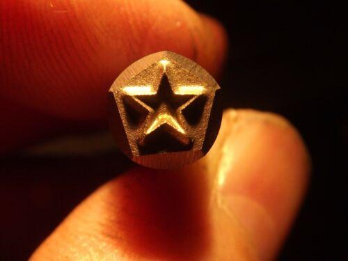 Star Vin Harley Davidson Punch Steel Stamping Tool AAA