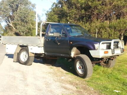 1990 Toyota Hilux Ute Dandenong Greater Dandenong Preview