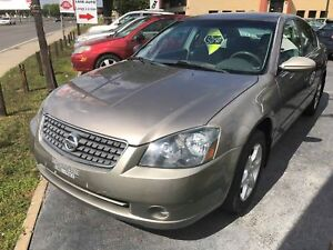 Nissan Altima 2005 Gold