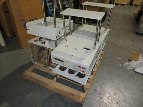 3 x Vankel Varian VK 7000 Dissolution System 10-1810 + 5 x 750D External Heater