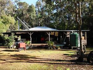 2 CABINS, LARGE SHED ON 138 ACRES OF FORREST Manjimup Manjimup Area Preview