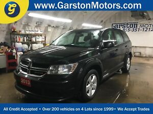 2013 Dodge Journey*KEYLESS ENTRY*DUAL ZONE CLIMATE CONTROL*POWER