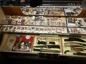 AAA Militaria & Army SURPLUS AND Collectables,Coins Bank Notes + Fremantle Fremantle Area Preview