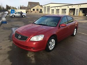 2005 Nissan Altima 2.5 Extra