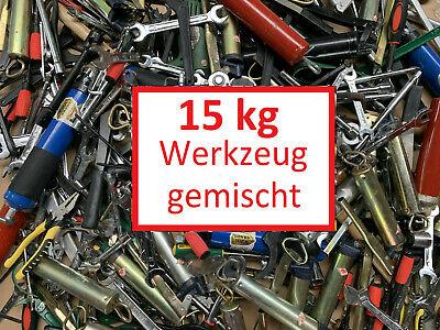 15 kg Werkzeug, Handwerkzeug, Baumarkt, Restposten, Sonderposten