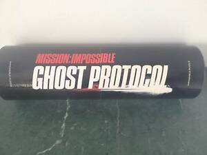Mission Impossible Ghost Protocol Impossible Puzzle Jigsaw NEW Bendigo Bendigo City Preview
