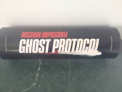 Mission Impossible Ghost Protocol Impossible Puzzle Jigsaw NEW
