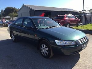1998 Toyota Camry automatic 4 cylinder 3 month rego St Agnes Tea Tree Gully Area Preview